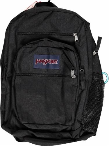 JanSport Student Backpack - Black Perspective: front