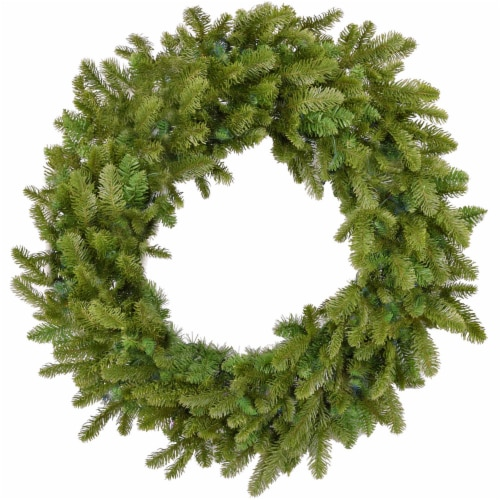 Grandland Artificial Holiday Wreath - 48 in Perspective: front