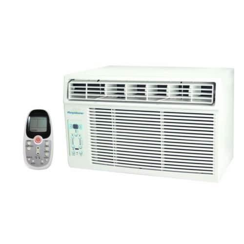 Keystone KSTAW12CE 12000 BTU Room Air Conditioner Perspective: front
