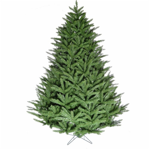 Christmas Time Holiday Valley Pine Artificial Christmas Tree Perspective: front