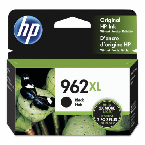 HP 962XL Ink Cartridge - Black Perspective: front