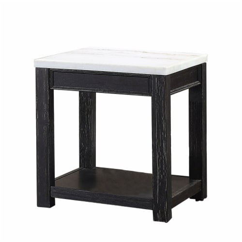 Saltoro Sherpi Polyresin Wall Decor with Sea Shell Design, Set of 2, White Perspective: front