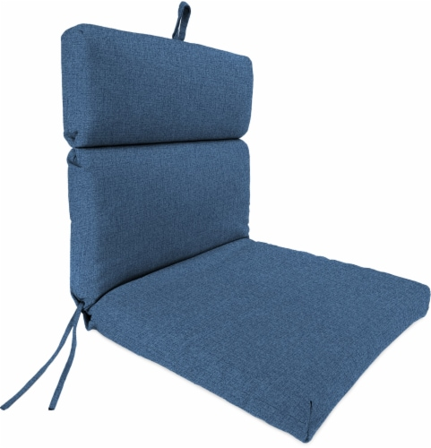 Jordan Manufacturing French Edge Chair Cushion - McHusk Capri Perspective: front