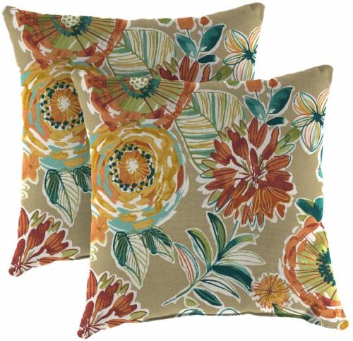 Jordan Manufacturing Toss Pillow - Colsen Sonoma Perspective: front