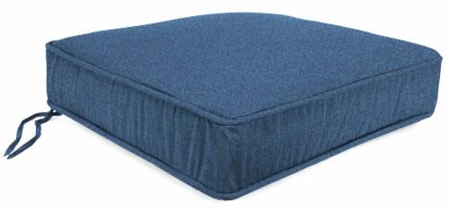 Jordan Manufacturing Deep Seat Chair Cushion - McHusk Capri Perspective: front