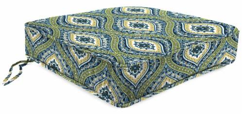 Jordan Manufacturing Deep Seat Chair Cushion - Jasmina Summer Perspective: front