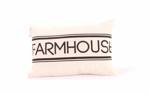 Jordon Farmhouse Decor Pillow Case Perspective: front
