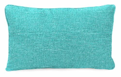 Jordan Manufacturing Tory Caribe Outdoor Lumbar Accessory Throw Pillows - 2 Pack Perspective: front