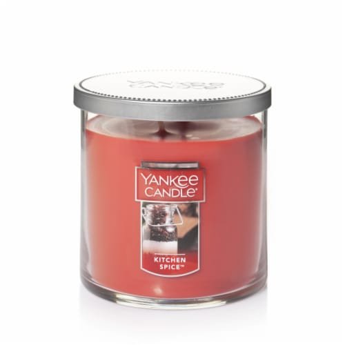 Yankee Candle Kitchen Spice Jar Candle Perspective: front