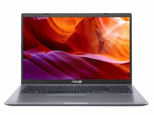 Asus M509DA-RS1 Laptop - Silver Perspective: front