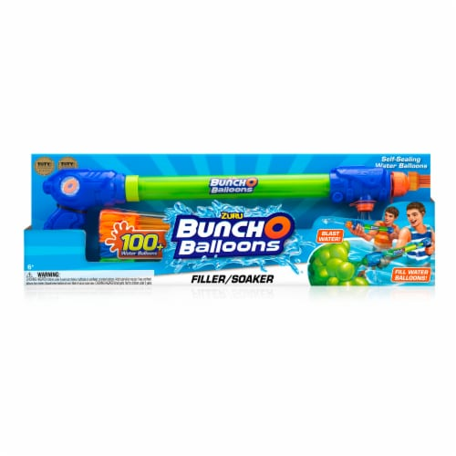 Zuru Bunch O Balloons Filler/Soaker with 100 Water Balloons Perspective: front
