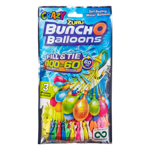 Zuru Bunch O Balloons Water Balloons Perspective: front