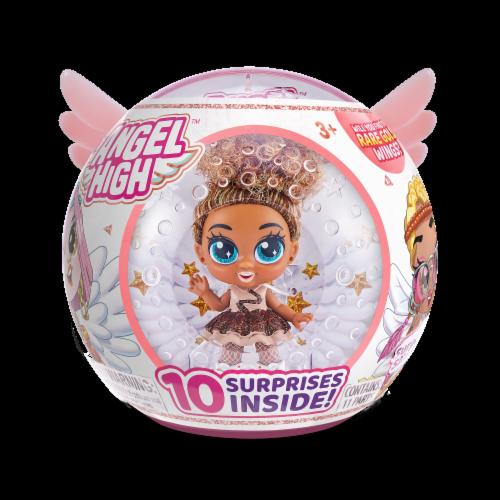 Zuru Angel High 10 Surprise Series 1 Doll Perspective: front