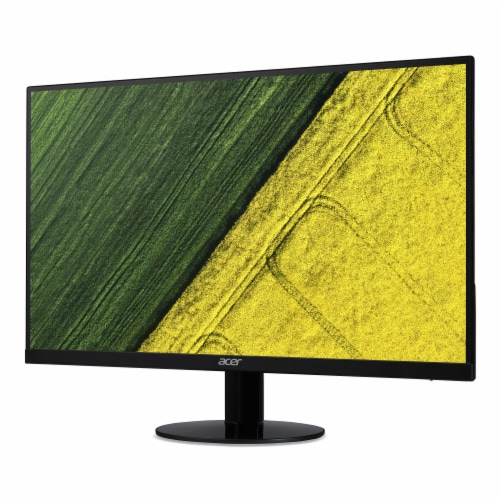 Acer 27-Inch Full HD LED LCD Monitor Perspective: front