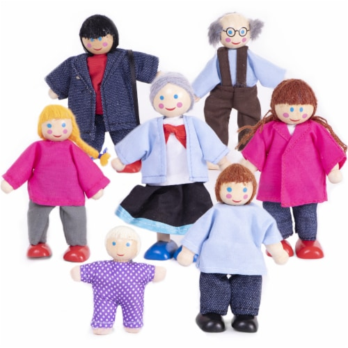 My Doll Family Perspective: front