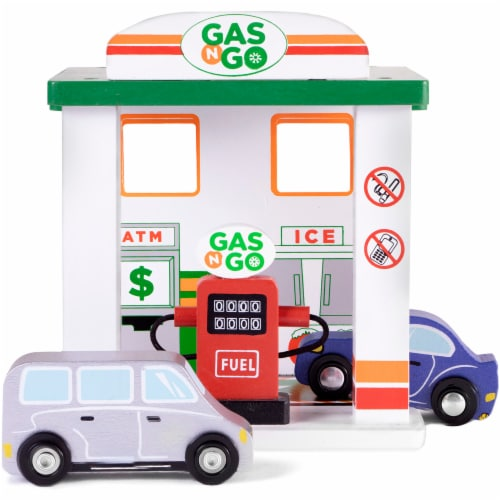 Gas 'n Go Service Station Perspective: front