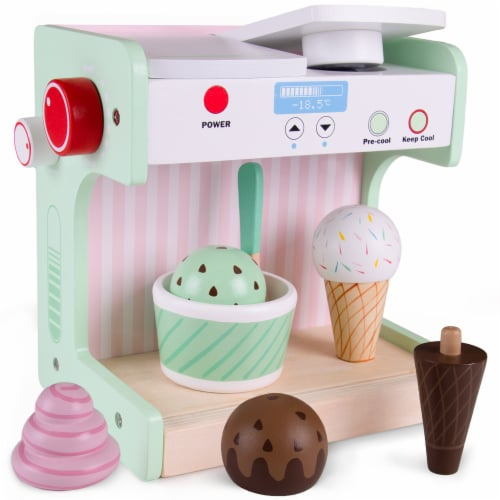 Ice Cream Maker Playset Perspective: front