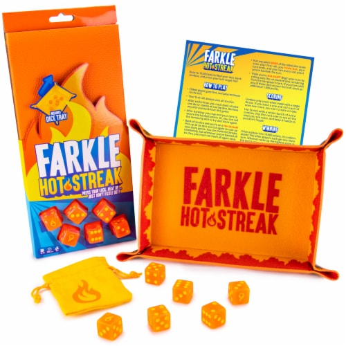 Farkle Hot Streak Perspective: front