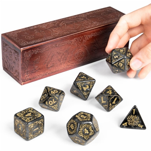Titan Dice, Nyx Perspective: front