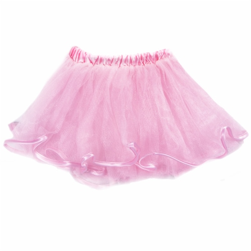 Light Pink Costume Tutu Perspective: front