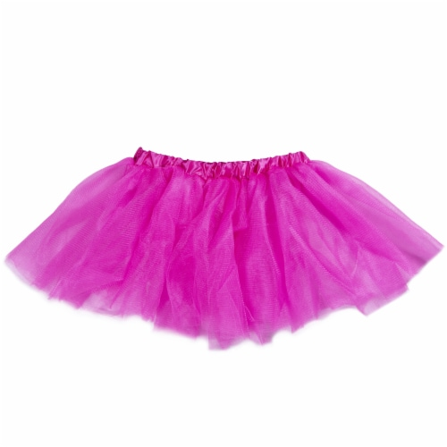 Hot Pink Costume Tutu Perspective: front