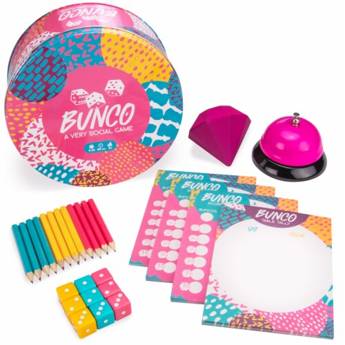 Bunco: A Very Social Game Perspective: front