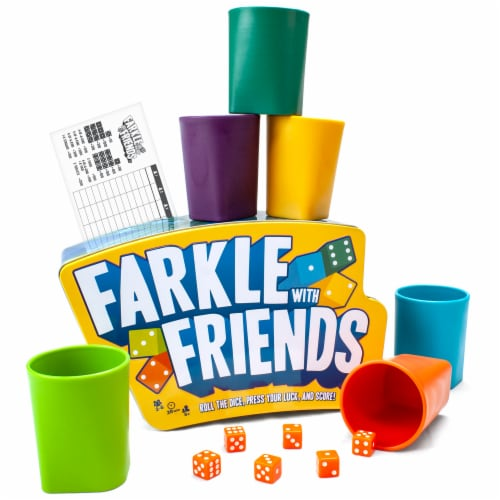 Farkle With Friends Perspective: front