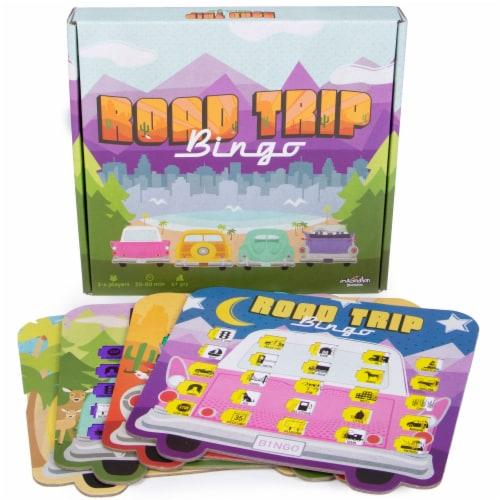 Road Trip Bingo Perspective: front