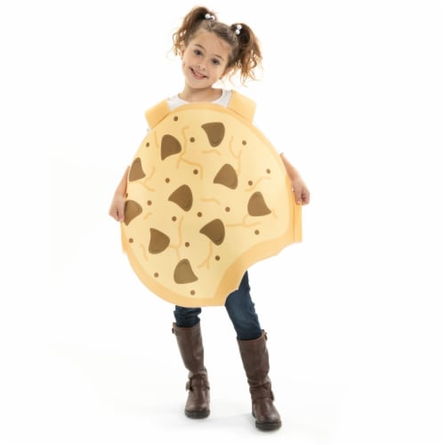 Cookie Costume, 5-6 Perspective: front