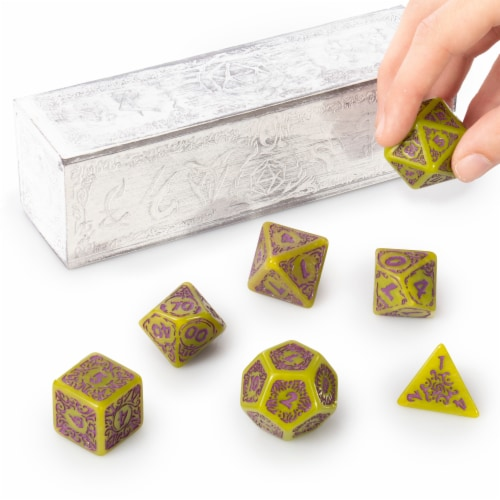 Titan Dice, Achlys Perspective: front