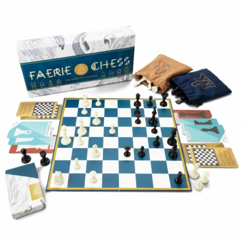 Faerie Chess Perspective: front