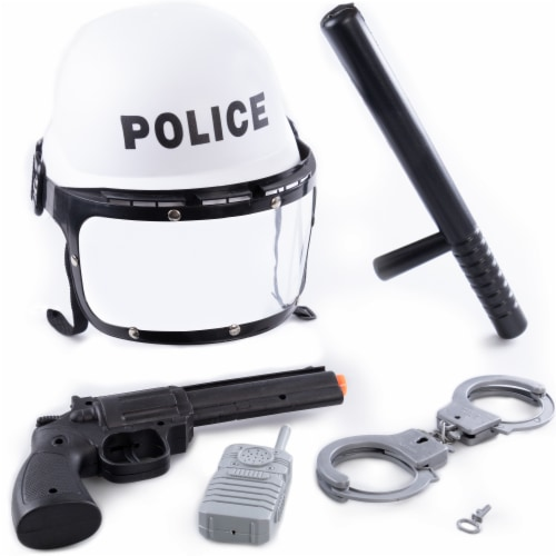Police Accessory Pack Perspective: front