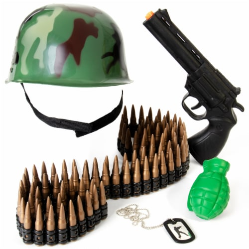 Special Forces Accessory Kit Perspective: front