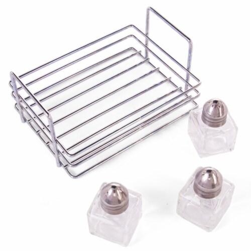 Mini Salt Shaker Rack Perspective: front