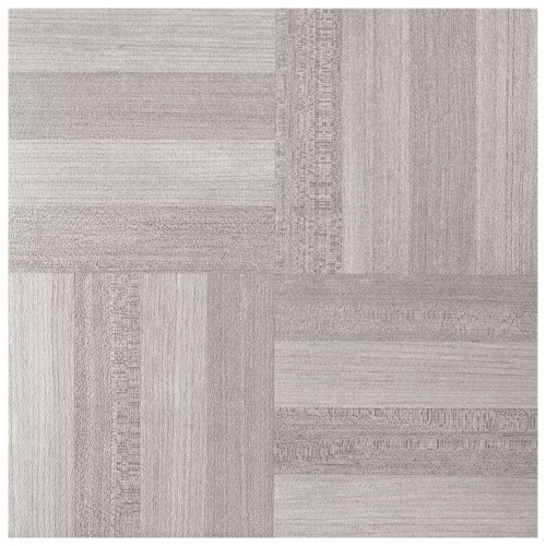 Achim Home Furnishings Nexus Peel & Stick Vinyl Floor Tile, Ash Parquet, 60pk Perspective: front