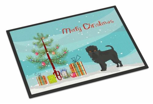 Carolines Treasures  CK3440JMAT Affenpinscher Christmas Tree Indoor or Outdoor M Perspective: front