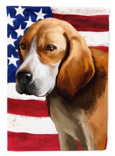 Ines Treasures Ck6422gf Beagle, Beagle Garden Flag