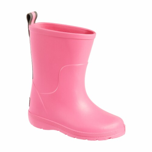 Totes® Toddler's Charley Tall Rain Boots - Rose Bloom Perspective: front