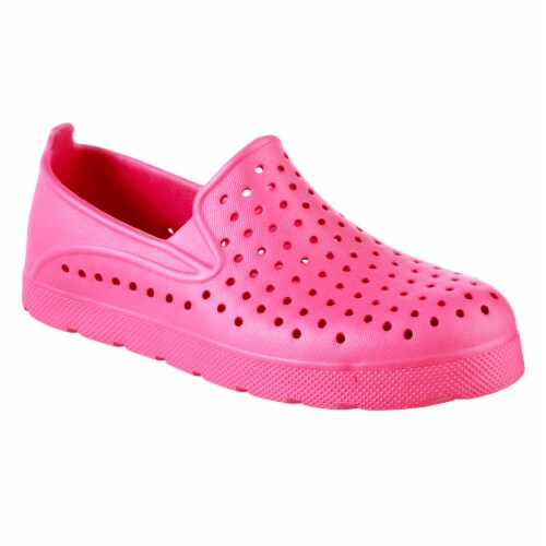 Totes Kids Eyelet Sneakers - Azalea Perspective: front