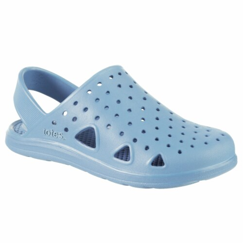 Totes Kid's Splash & Play Clogs - Gray Perspective: front