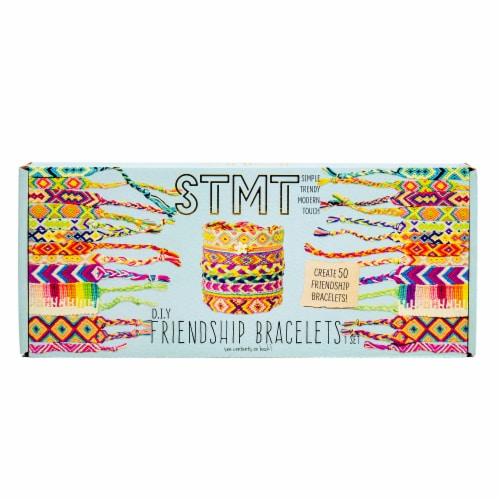HGU STMT Friendship Bracelets Set Perspective: front