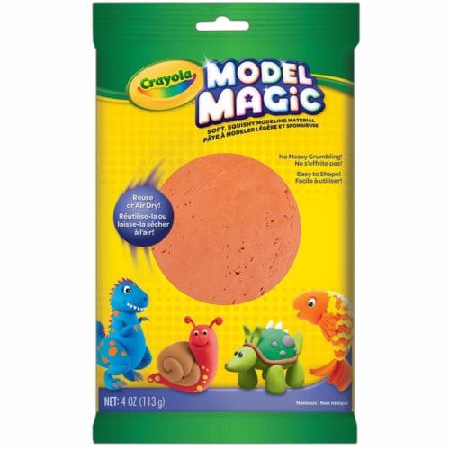 Model Magic® Modeling Compound, Terra Cotta, 4 oz. Per Pack, 6 Packs Perspective: front