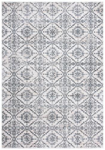 Safavieh Martha Stewart Collection Isabella Area Rug - Cream/Gray Perspective: front