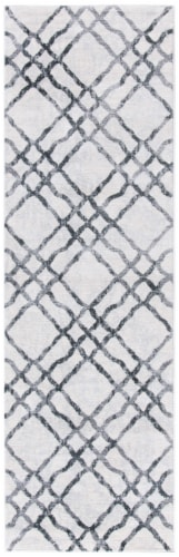 Safavieh Martha Stewart Isabella Rug - Ivory/Gray Perspective: front