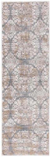 Safavieh Martha Stewart Floral Medallion Rug Perspective: front