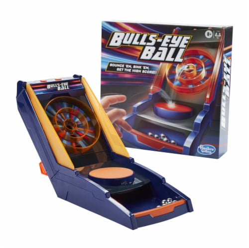 Hasbro Gaming Bulls-Eye Ball Game Perspective: front