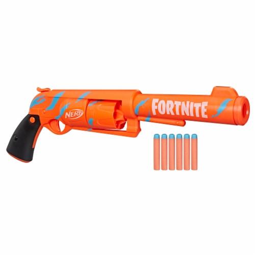 Nerf Fortnite 6-SH Dart Blaster Perspective: front