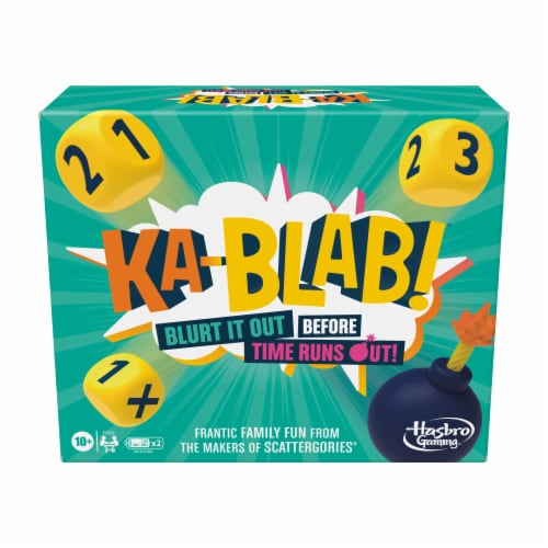 Ka-Blab! Game Perspective: front