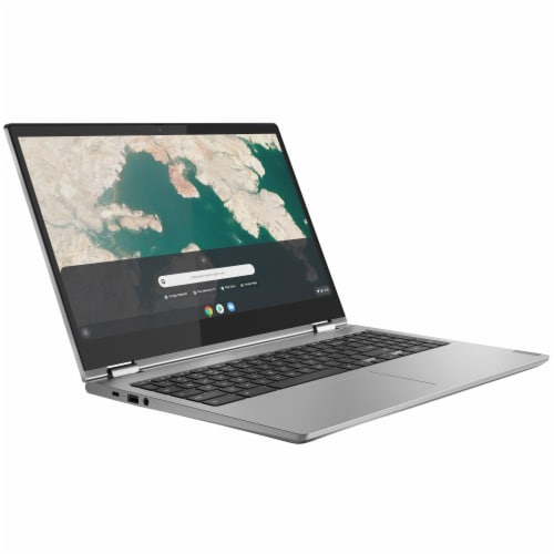 Lenovo Touchscreen 2-in-1 Chromebook Perspective: front