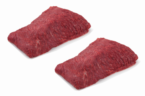 Beef Choice Flap Steak Value Pack (About 2 per Pack) Perspective: front
